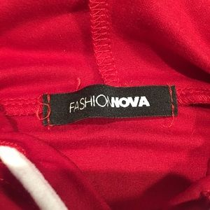 Fashion Nova Tops - Fashion Nova | Tennis Courts Hoodie